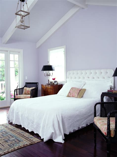 lavender walls bedroom photos hgtv