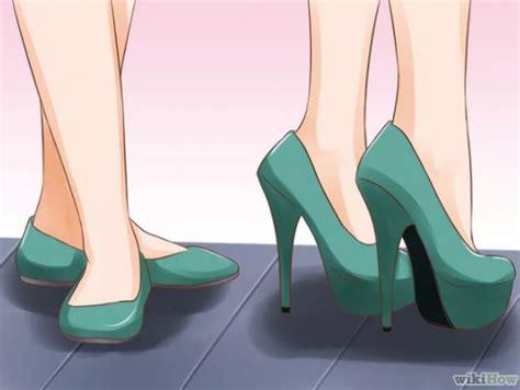 wear high heels ten secrets for wearing high heels like a true