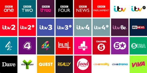 live tv channels how to the itv and other tv channels from