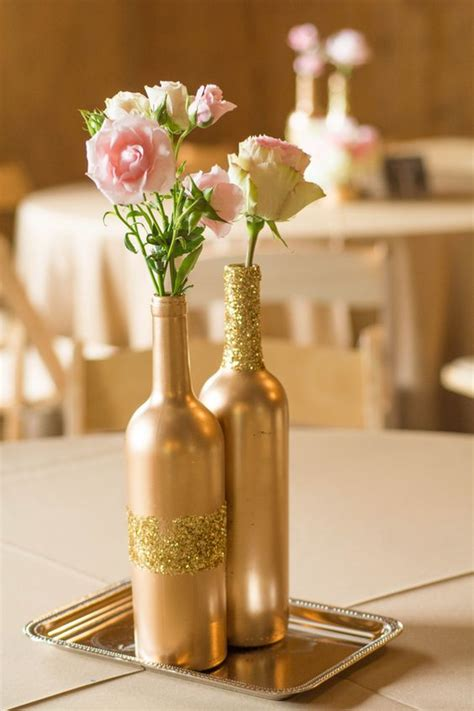 wedding centerpieces wine bottles 8 diy ideas of wine bottles wedding centerpiece