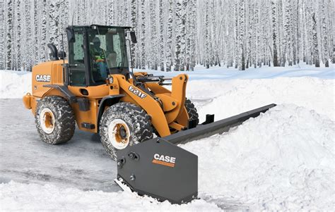 Case Introduced New Line Of Sectional Snow Pushers