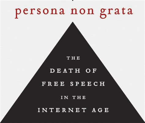 Persona Non Grata persona non grata by tom flanagan review toronto