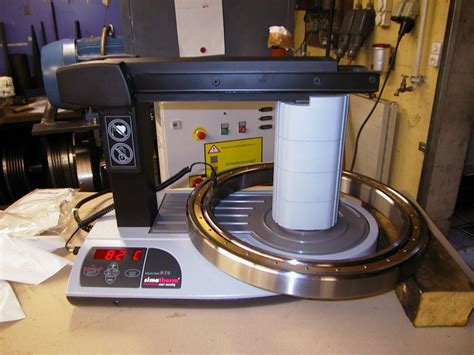 induction heating demo simatherm induction heater