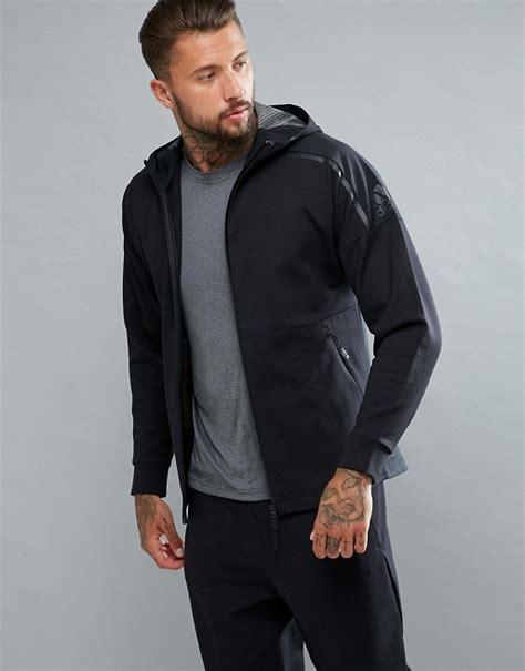 Adidas Zne Hoodie Black adidas adidas athletics zne duo hoodie in black br6609
