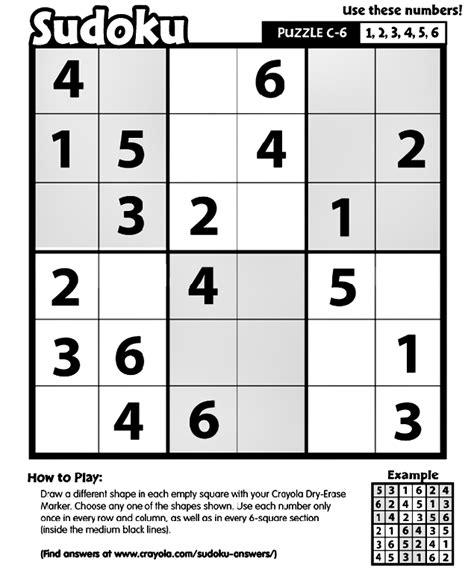 printable sudoku australia sudoku c 6 crayola com au