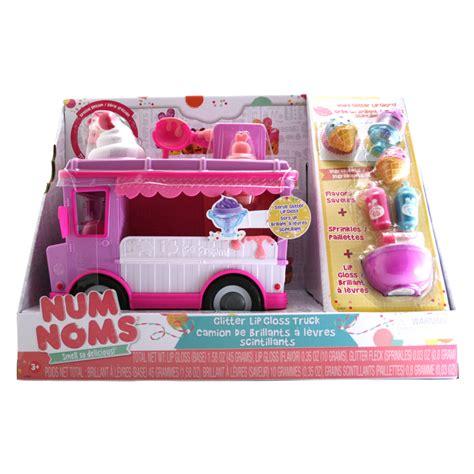 glitter truck num noms glitter lip gloss truck 35051551621 ebay