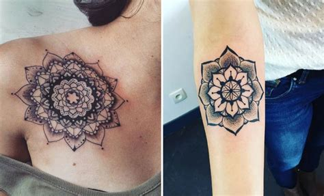 21 trendy mandala tattoo ideas for women page 2 of 2