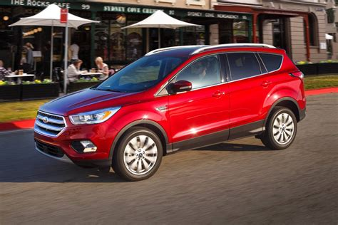 suv ford escape 2018 ford escape pricing for sale edmunds