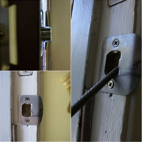 Install Deadbolt Metal Door by Tips For Diagnosing And Remedying The Effects Of External