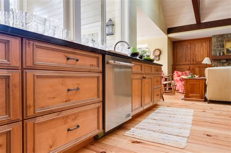 rustic alder wood kitchen cabinets rustic elegant knotty alder kitchen rustic kitchen