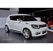 Suzuki IM 4 4x4 Concept Is A Jimny Wannabe In Geneva