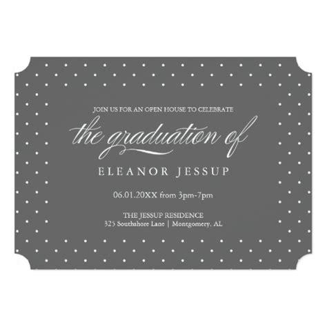 script graduation announcement name card the graduate script graduation announcemen