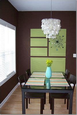 brown walls contemporary dining room sherwin
