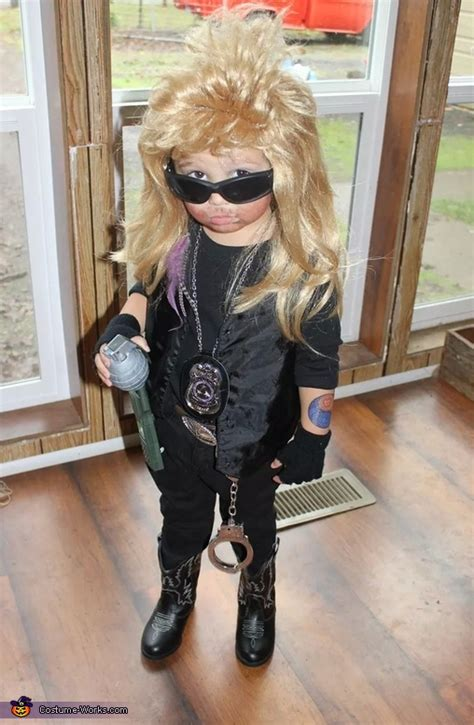 dog  bounty hunter baby costume