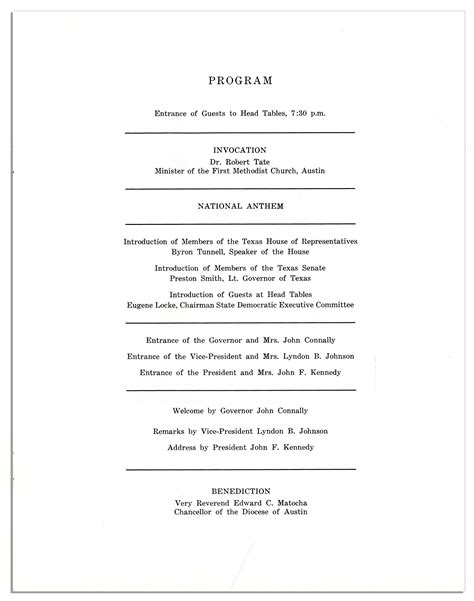 dinner program image gallery dinner agenda