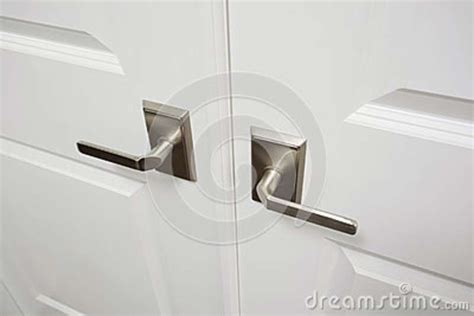 interior door handles for homes door handles inside new luxury home stock images image