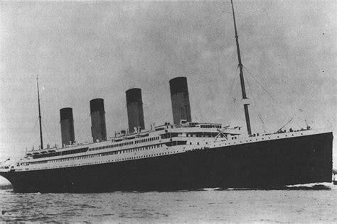 Stand Galon Unik 10 fakta unik tentang titanic pe ak