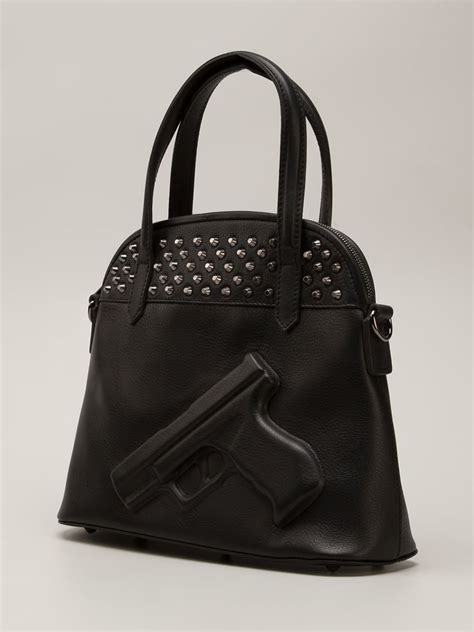 Bags From Vlieger Vandam by Lyst Vlieger Vandam Guardian Deluxe Leather Tote