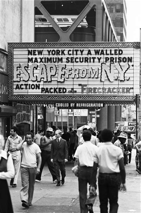film drama new york movie theater marquees escape from new york 1981 2