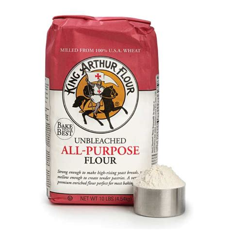 king arthur unbleached all purpose flour 10 lb