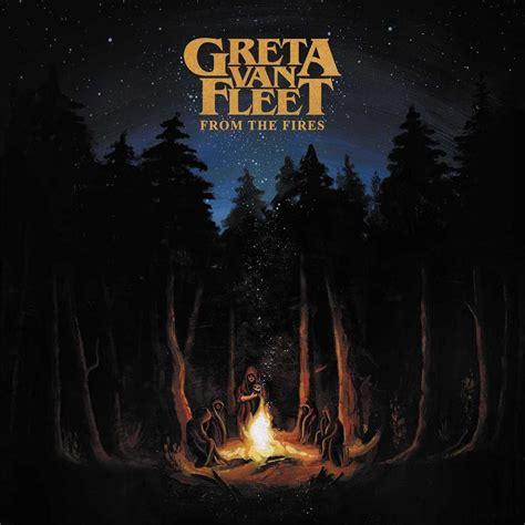 greta van fleet hits sunrise records greta van fleet from the fires