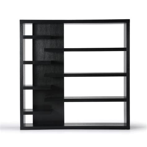 wall divider bookcase living with style