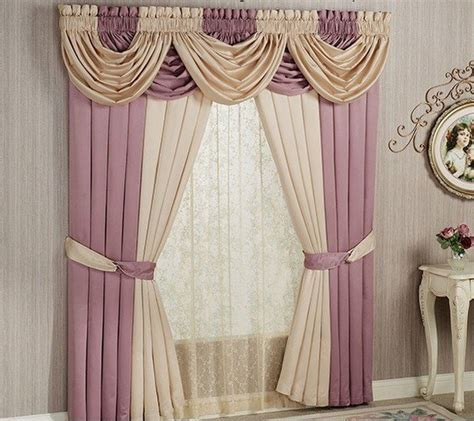 Types Of Valances Beautiful Living Room Curtains With Valance For Your
