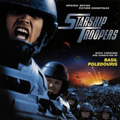 Starship Troopers Original starship troopers original soundtrack deluxe edition cd2 basil poledouris mp3 buy