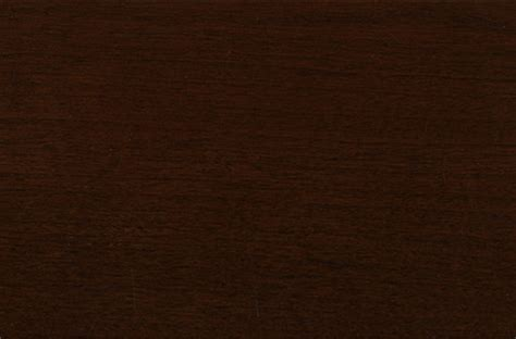 How To Finish Unfinished Kitchen Cabinets by Staining Cherry Wood Dark Brown