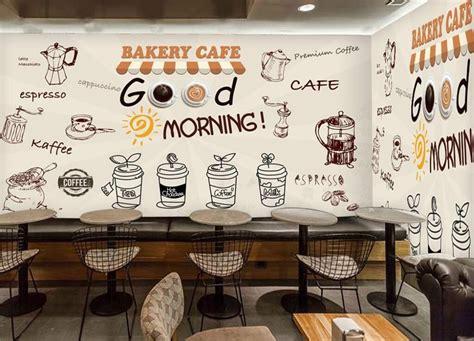 Aliexpress.com : Buy Custom retro wallpaper,coffee,3D