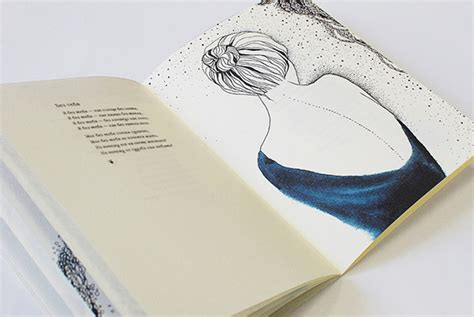 poetry book pictures illustrations for poetry book on behance