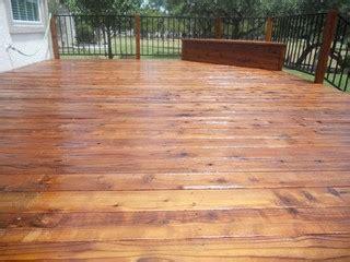 redwood deck refinishrestoration staining traditional
