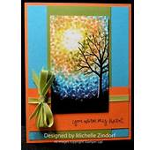 Handmade Cards Sheltering Tree 2015 Occasions SAB