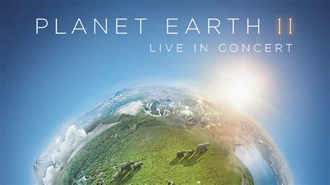 Announces Live Earth Concert Event by Planet Earth Ii Live In Concert Royal Albert