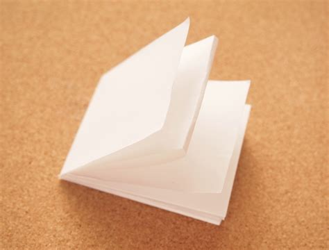 How To Make A Paper Origami Book - how to make an origami book with pictures wikihow
