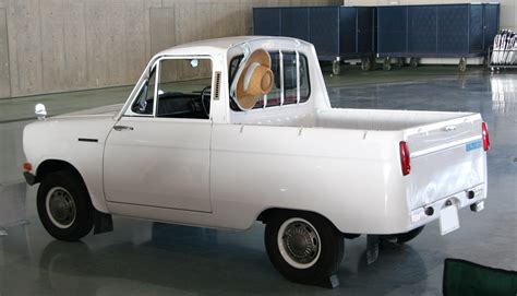 mitsubishi mini trucks the mitsubishi 360 pickup is the cutest truck in the world