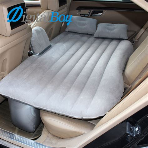 back seat bed digitalboy car air mattress travel bed car back seat cover
