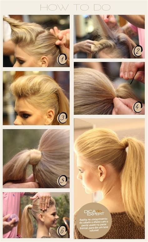 easy hairstyles for long straight hair step by step 10 cute ponytail ideas summer and fall hairstyles for