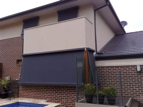 Fixed Awning by Fixed Guide Awnings Melbourne By Euroblinds