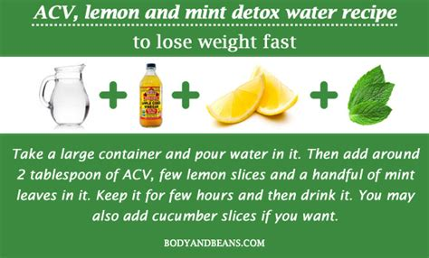 Detox Benefits Of Mint by 12 Simple Detox Water Recipes To Lose Weight Easily And