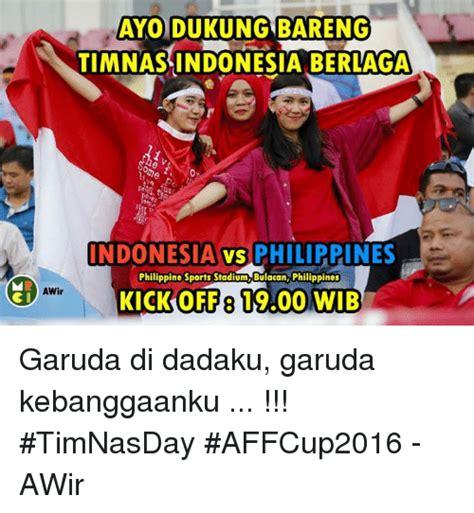 Be Proud Of Indonesia Garuda Di Dadaku 25 best memes about philippine philippine memes