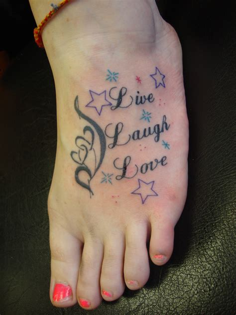 live tattoo live laugh tattoos designs ideas and meaning
