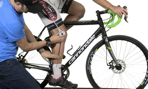 road bike seat height correct saddle height and knee
