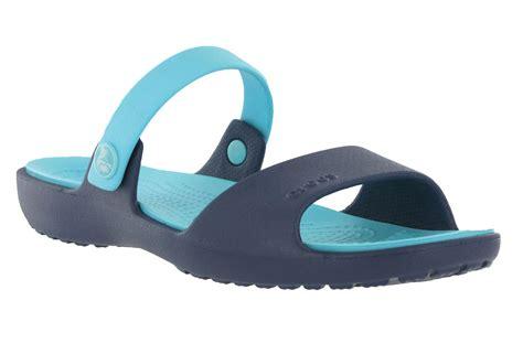 crocs coretta slip on lightweight comfort womens sandals