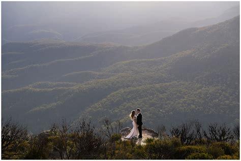 winnie dave blue mountains wedding rachel  photography