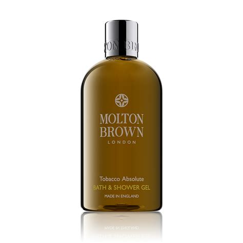 molton brown bath and shower gel molton brown 174 tobacco absolute bath shower gel shop