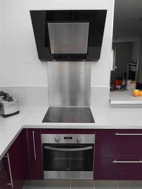 hotte cuisine hotte de cuisine design noir photo 3 3 hotte aspirante inclin 233 e au style design et de