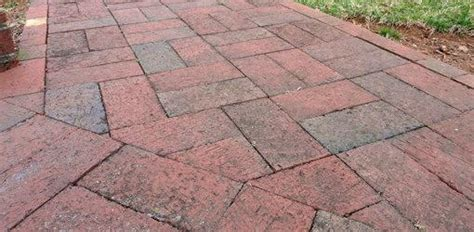Patio Slabs For Sale How To Choose Between Brick And Concrete Pavers Today S