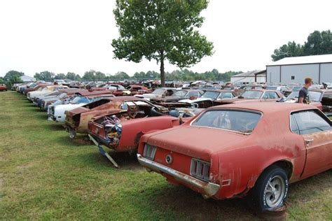 Mustang Auto Wrecking Yards by Old Car Salvage Yards Car Salvage Used Mustang