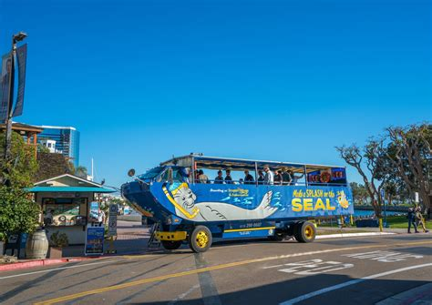 hometown pass tour san diego for free with a paid adult - San Diego Boat Bus Tour